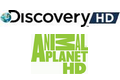 Animal Planet HD a Discovery Channel HD v Digi TV CZ, SK a Magio Sat