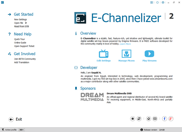 E-Channelizer 4.0.1