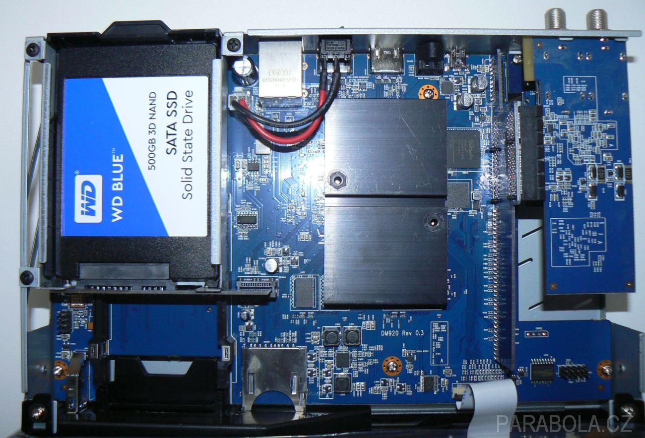 Dreambox DM920 ultra HD - nejvýkonnější Dreambox přichází - Parabola cz