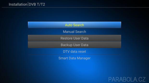 MECOOL KI PRO DVB-S2 T2 C Combo 4K HEVC265 - hybridní box pro