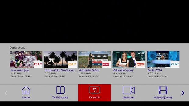 5924924fc 1 - Vzhled aplikace Skylink Live TV, část TV archív. Operátor platformy  Skylink se nezaměřuje jen na televizory Samsung. V současné době probíhají  jednání ...