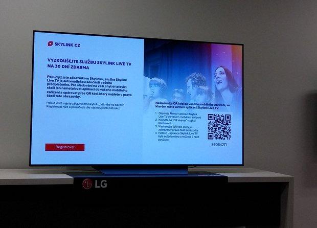 672715492 1 - Skylink Live TV na televizoru LG - Vyzkoušejte službu na 30 dní zdarma