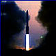 Start rakety Proton se satelitem Intelsat 10-02