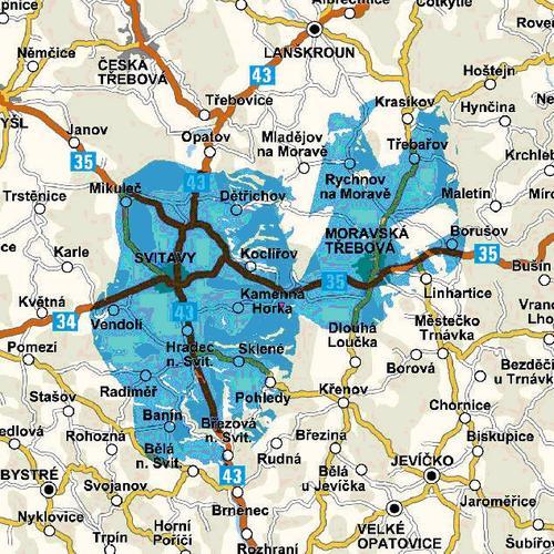 Obrázek k textu: Multiplex 3 s dokrývačem pro region Svitavy a Moravská Třebová