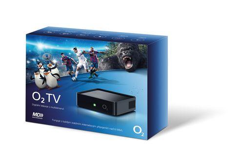 Obrázek k textu: O2 TV rozšiřuje svou distribuční síť