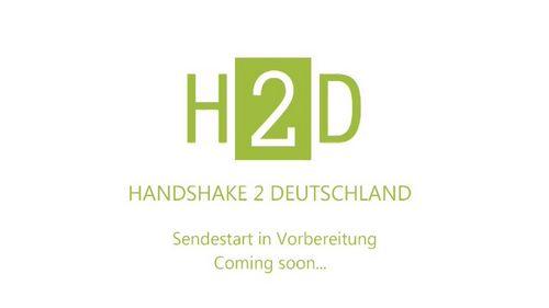 Obrázek k textu: H2D - Handshake 2 Deutschland - vzniká televize pro uprchlíky na 19,2E