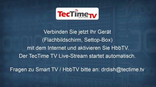 Obrázek k textu: TecTime TV skončil na 19,2E a pokračuje v HbbTV