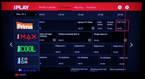 Obrázek k textu: TV Prima míří na satelit s HbbTV