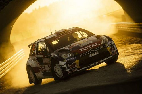 Obrázek k textu: Mexická rallye na O2 Sport