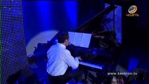 Obrázek k textu: Arménská Kentron TV FTA na 36E