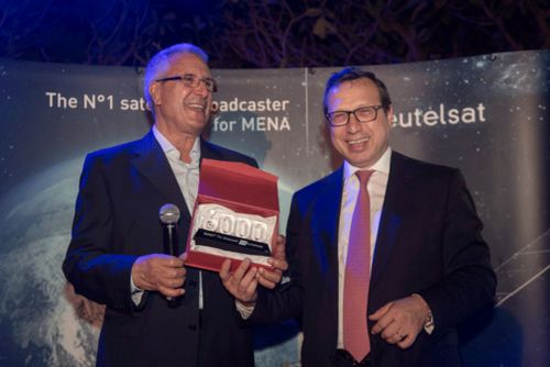 Obrázek k textu: OSN First HD - Home of HBO získal zvláštní cenu od Eutelsatu