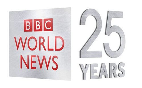 Obr�zek k textu: BBC World News vys�l� 25 let