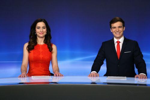 Obrázek k textu: Moderátorka Alexandra Mynářová se vrací na obrazovku