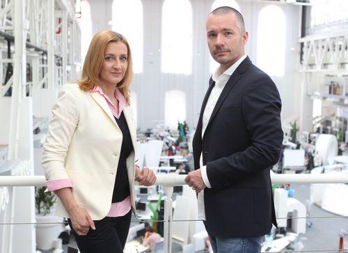 Obrázek k textu: Drtinová, Veselovský i Čtvrtníček míří do O2 TV