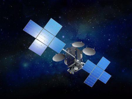 Obr�zek k textu: Eutelsat 7C dod� Space Systems Loral