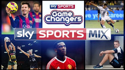 Obr�zek k textu: Sky Sports Mix - nov� sportovn� kan�l Sky UK