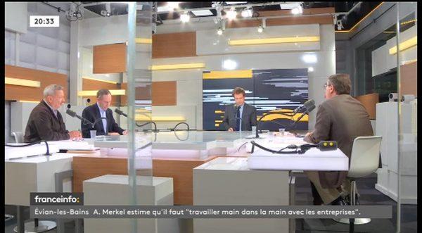 Franceinfo - novi informativni kanal u Francuskoj