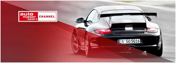 Obrázek k textu: Objevte pořady na stanici Auto motor a sport channel