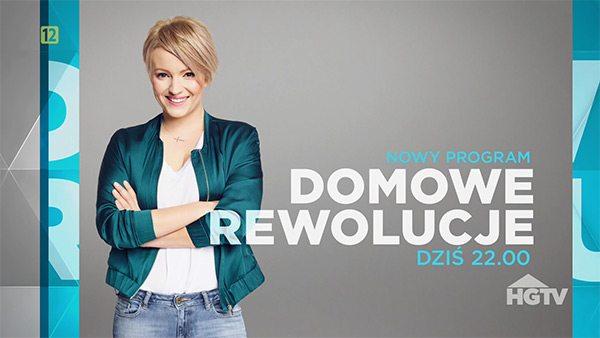 Obrázek k textu: V Polsku odstartoval kanál HGTV v HD a SD