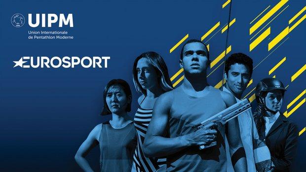 Obrázek k textu: Eurosport posiluje své olympijské portfolio o moderní pětiboj