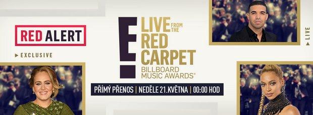 Obrázek k textu: Hudební ceny Billboard Awards 2017 na E!