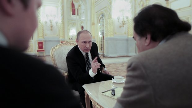 Obrázek k textu: Svět podle Putina na Prima ZOOM
