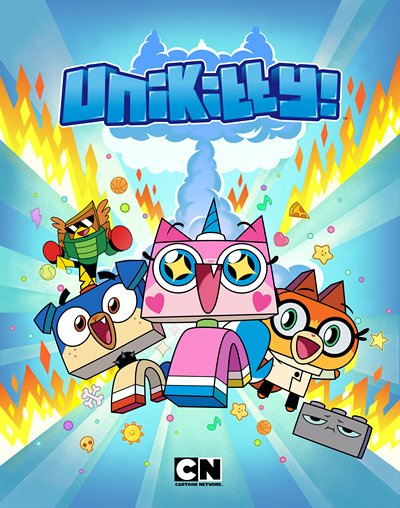 Cartoon Network uvádí Unikitty!
