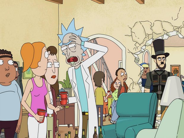 Rick a Morty (foto: Viacom)