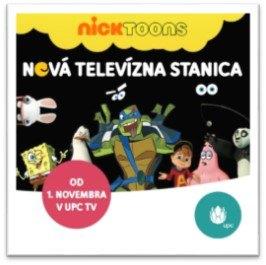 UPC SK zařazuje do nabídky Nicktoons - Parabola.cz Horizon Go Upc Sk Sledovat