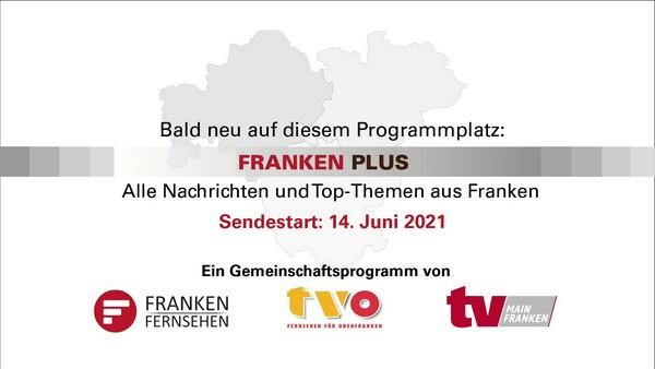 Franken Plus HD - opname van statische schermontvangst