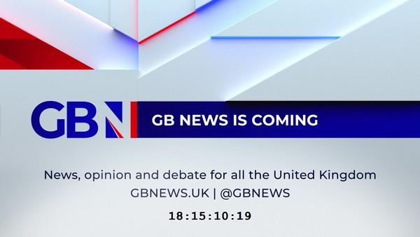 GB News HD - opgenomen vanaf een ontvangend station